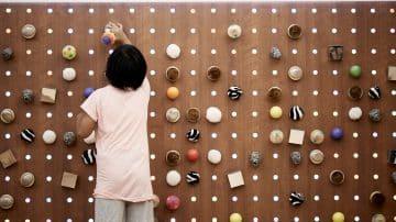 קוביה רב חושית נועדה לשפר את חייהם של ילדים לקויי ראייה