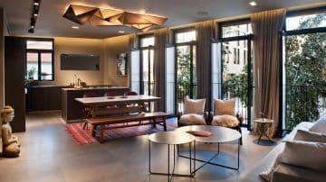 בתוך הראש של האדריכל ערן בינדרמן: ריאיון בתמונות