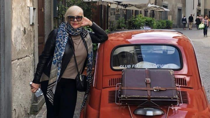 בתוך הראש של המעצבת אנג'לה לנצ'יאנו: ריאיון בתמונות