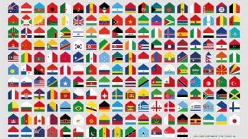 פרויקט הדגל של המעצבים מפורטוגל קורא לכולנו להישאר בבתים