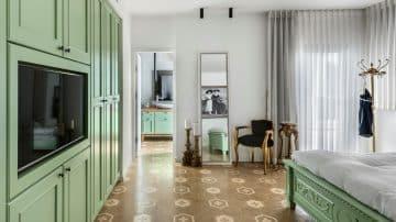 'מלון בוטיק אינטימי' בדירת קבלן בגדרה