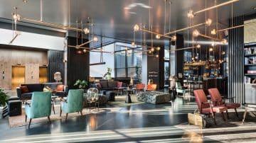 מלון דור המילניום: פיוז'ן של פנאי, ביזנס וסושיאל בהרצליה