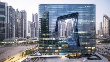 המלון החדש של זאהה חדיד בדובאי ימלא לכם את החלל