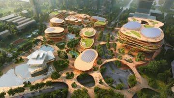 הטראסות של שנזן: סין ממשיכה הלאה עם פרויקט אדריכלי יוצא דופן
