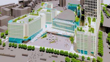 800 מיליון שקלים מושקעים בפרויקט בנייני האומה 2030