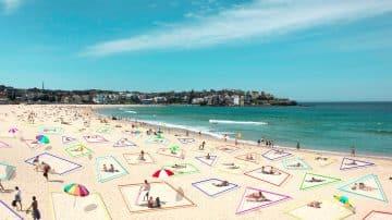 רצועת חוף: הפתרון המושלם לריחוק חברתי בחופי הים