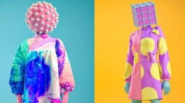קליפ מהעתיד: הדימויים הדיגיטליים שיגרמו לכם לנוע בחוסר נוחות