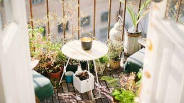 חלומה של כל מרפסת: סטודיו One Two Tree מסדר לכם את הבלקון