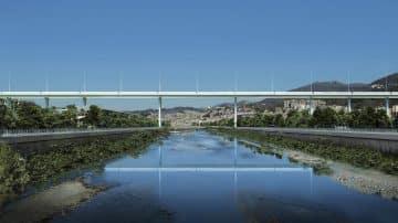 נפתח לתנועה הגשר החכם של גנואה שקרס לפני שנתיים