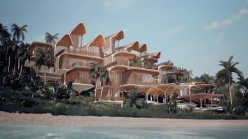 משרד זאהה חדיד אדריכלים חושף שכונת מגורים בהונדורס
