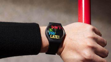 אנלוגי בעולם דיגיטלי: לא תאמינו ממה השעונים האלה עשויים
