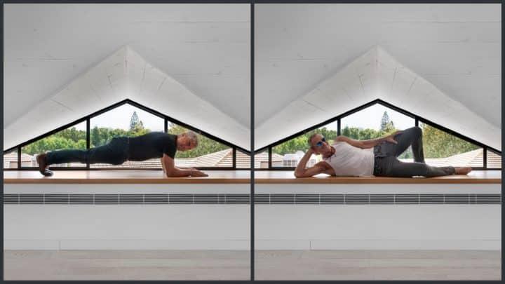 בתוך הראש של אדריכלים רון רוזן ואיתי ליננברג: ריאיון בתמונות