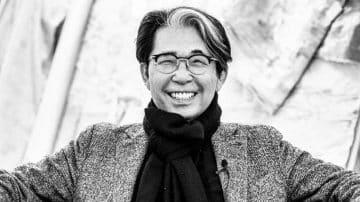 המעצב היפני קנזו טקדה הלך לעולמו בגיל 81 עקב סיבוכי קורונה