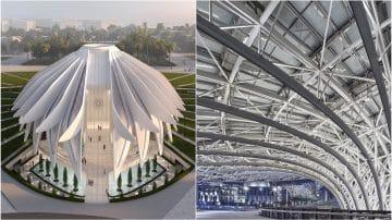 המבנים המטורפים שיחכו ל 25 מיליון המבקרים באקספו 2020