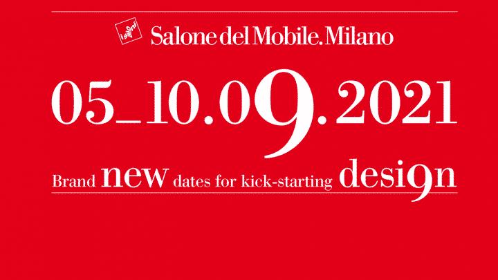 Salone Del Mobile יתקיים ב 5-10 בספטמבר 2021