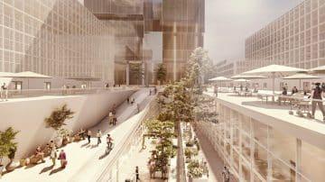 הוכרזו הזוכים בפרס דוד עזריאלי לאדריכלות לשנת 2020