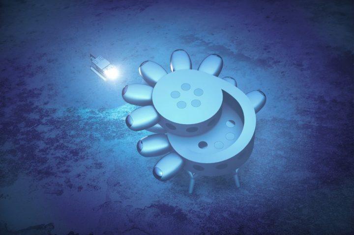 yves behar, תחנת מחקר תת ימית, עיצוב קונספט