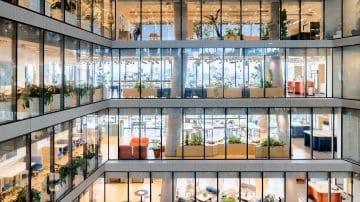 עתיד המשרדים, WEWORK, תל אביב