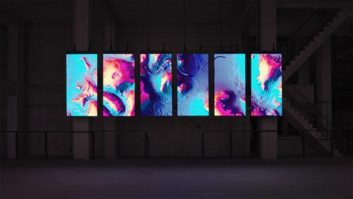 אמנות דיגיטלית, אלגוריתם