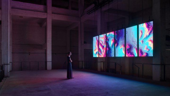 אורקולי, תערוכה, ברלין, אמנות דיגיטלית