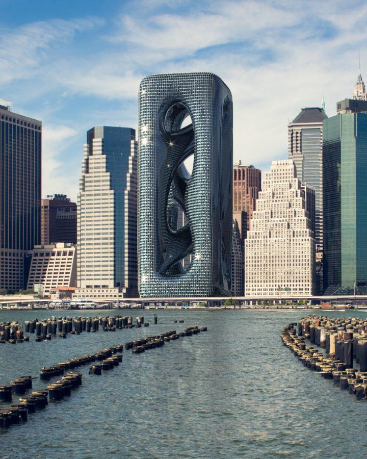 מנהטן, ניו יורק, פרויקט קונספט