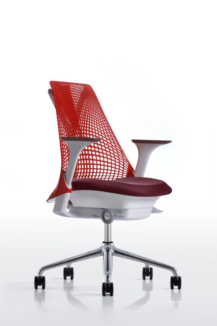 כיסא עבודה, איב בהר, הרמן מילר
