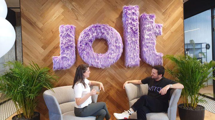 המשרדים של JOLT, עיצוב משרדים, רועי דרבקין