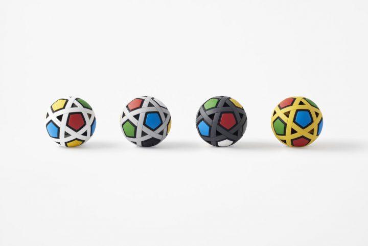 כדורגל צבעוני, כדורגל ממותג, עיצוב ננדו