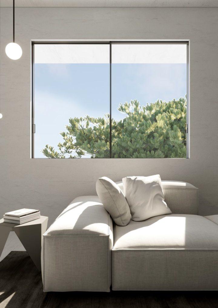 קליל, באוהאוס, חלונות חדשים
