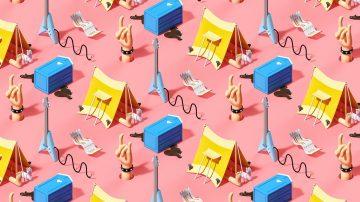 קריאייטיביות חצופה: סטודיו לעיצוב גרפי שלא משאיר מקום לדמיון