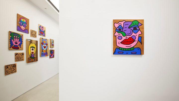 Binsky, תערוכה