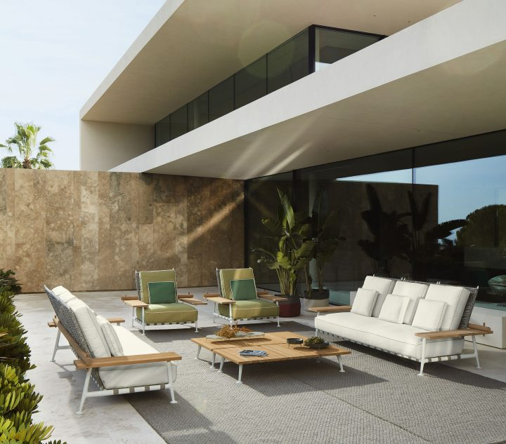 cassina outdoor collection