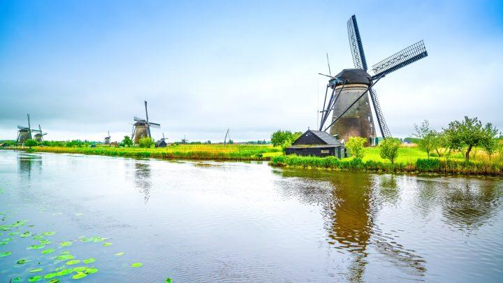 טחנות רוח, הולנד