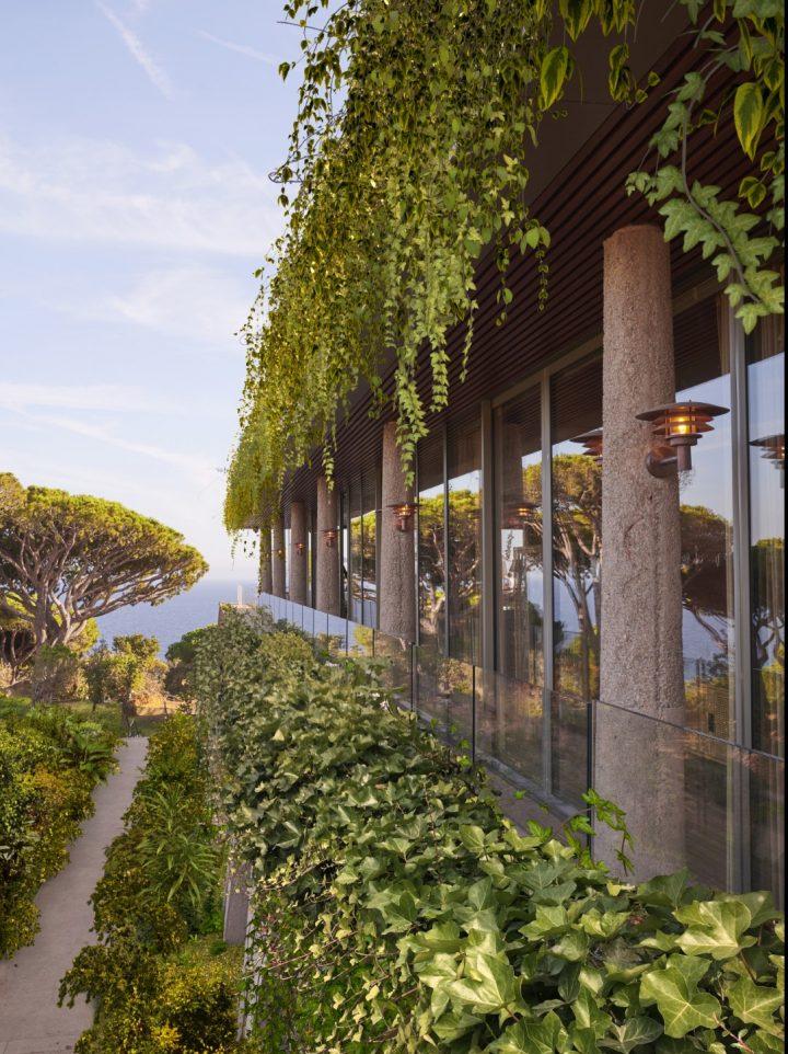 עיצוב מלון, פיליפ סטארק, סן טרופה, סן טרופז