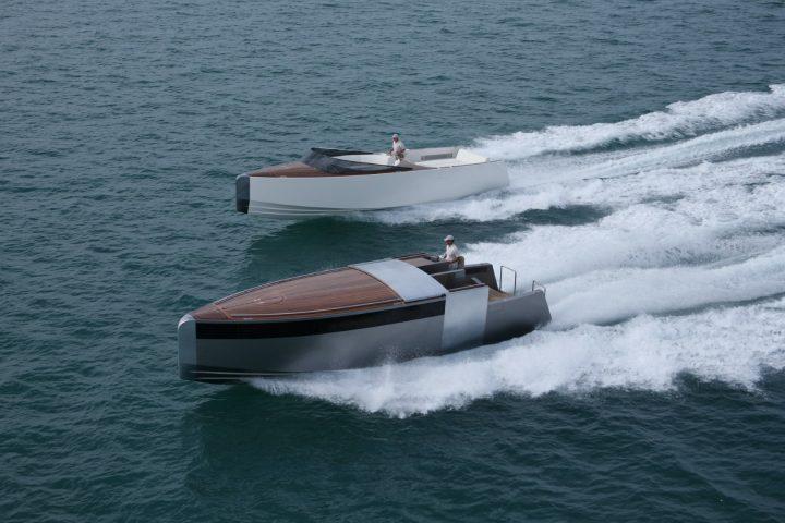 סירת מנוע, פיליפ סטארק, יאכטה, עיצוב כלי רכב, עיצוב יאכטות