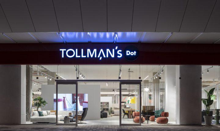 טולמנ'ס, TOLLMAN'S, מתחם עיצוב