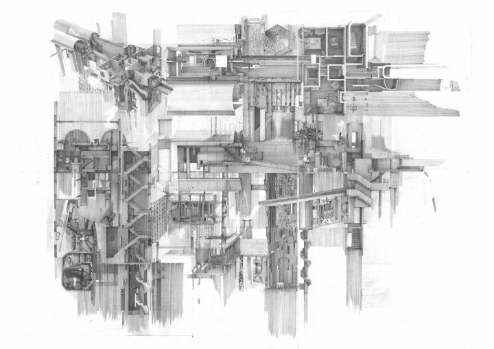 איורים, מאיירים, מאיירי אדריכלות