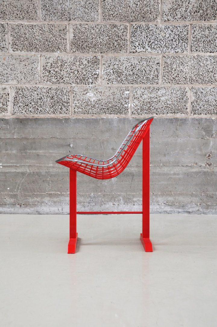 כיסא גרי, עיצוב כיסא, עיצוב תעשייתי