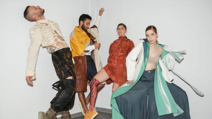 שנקר, תצוגת אופנה, שבוע העיצוב הישראלי, נוי ערקובי