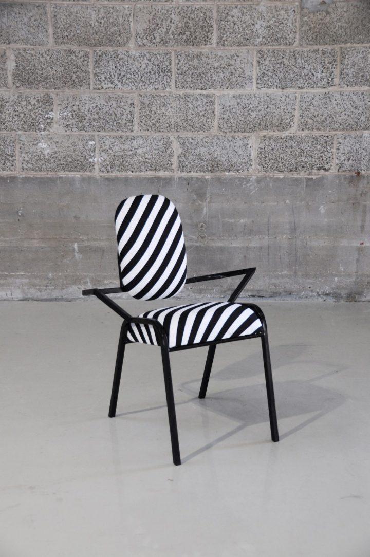 כיסא זברה, כיסא המלך, תומר לוי