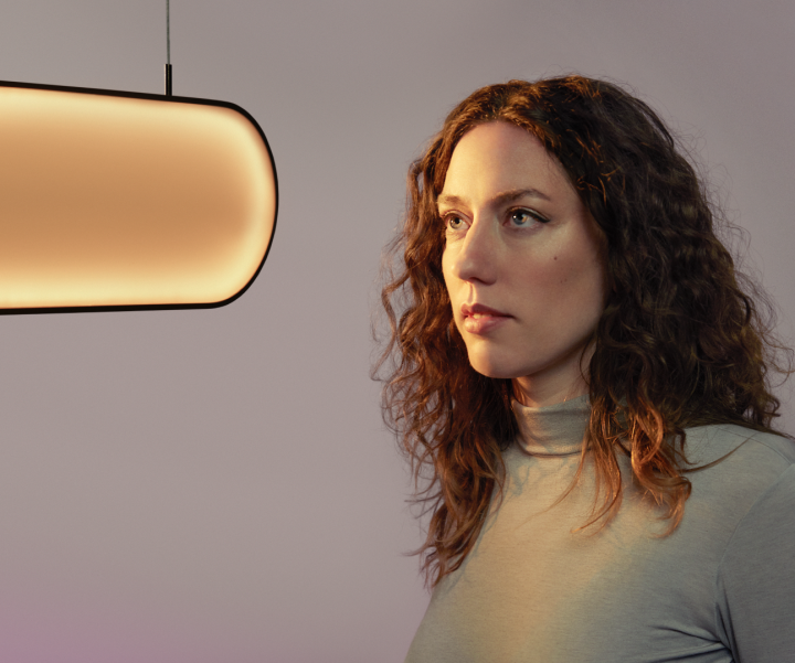 Marjan van Aubel, מעצבת סולארית