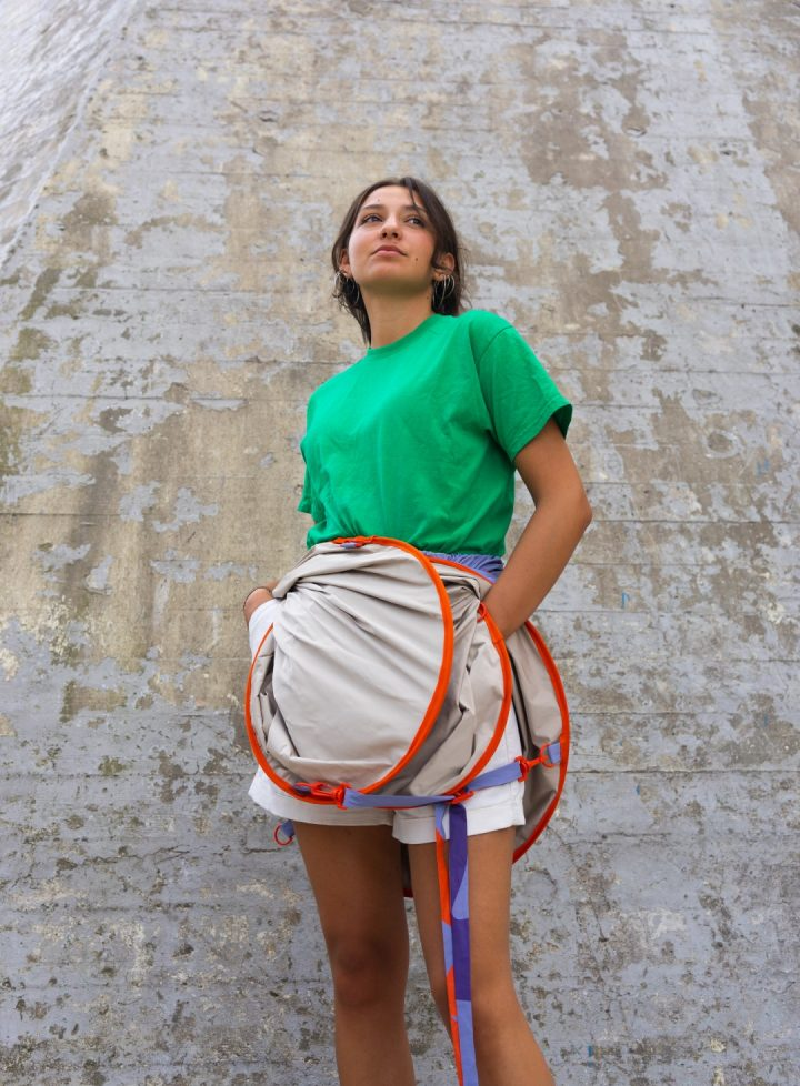 אנה-סופי דינמן, עיצוב טקסטיל