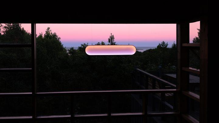 מנורת זריחה, תאורת זריחה, צבעי זריחה, SUNNE