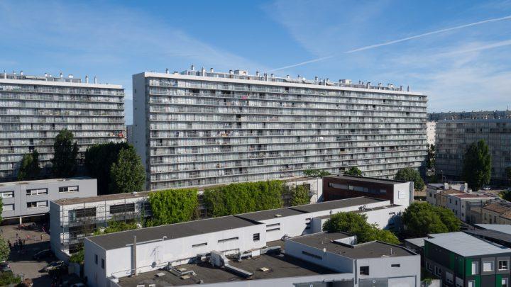 דיור ציבורי, בורדו צרפת, פריצקר