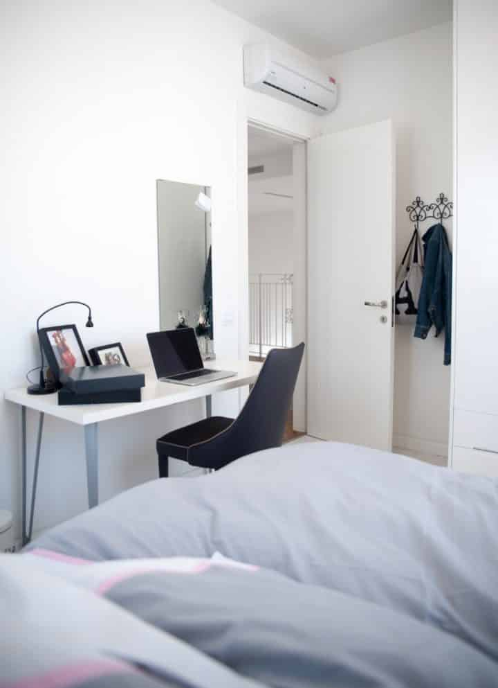 עיצוב חדר שינה, עיצוב היברידי