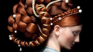 לפתוח את הראש: 5 עיצובי שיער שאפשר רק לחלום עליהם
