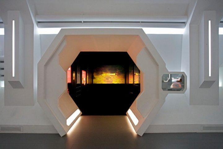 תערוכת מלחמת הכוכבים, מוזיאון מדריד, אדריכל אלברט אסקולה