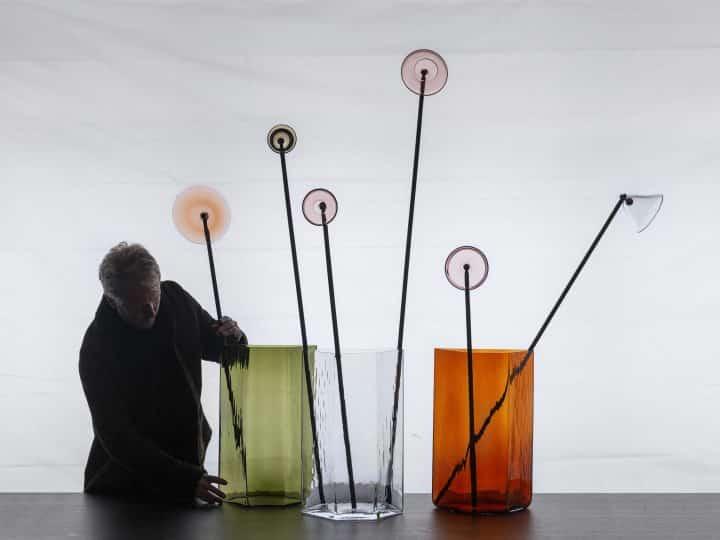 רונאן, ארוואן, בורולק, עיצוב, זכוכית