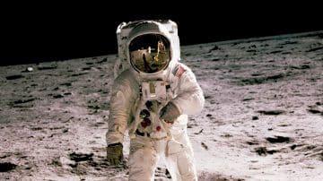 חלל, אסטרונאוט, ירח, נאס