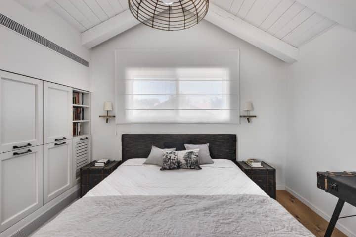 חדר שינה לבן, עיצוב חדר שינה